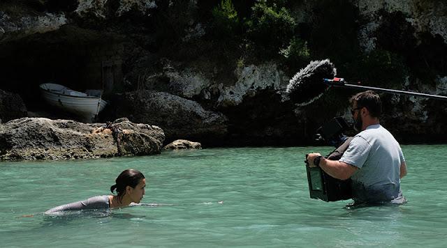 Megan Montaner en 'La Caza. Tramuntana'