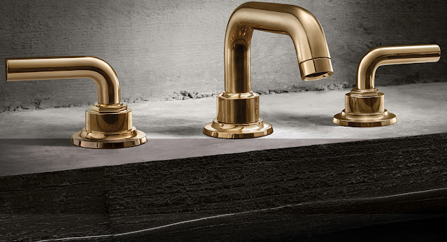 Bathroom faucet by California Faucets