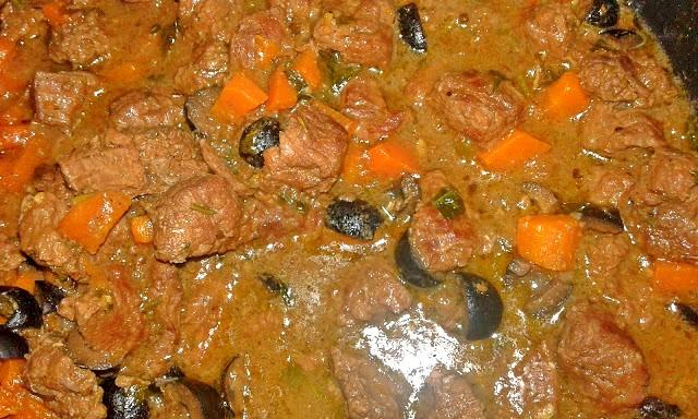 рецепт з м'яса гуляш по італійськи
