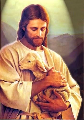 Jézus üzenete: Hús-vét/Teremtéseitek