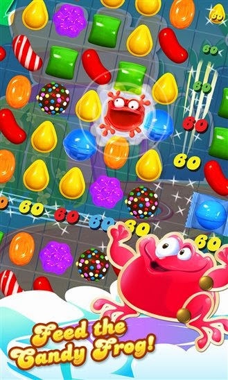 Candy Crush Saga comes to Windows Phones