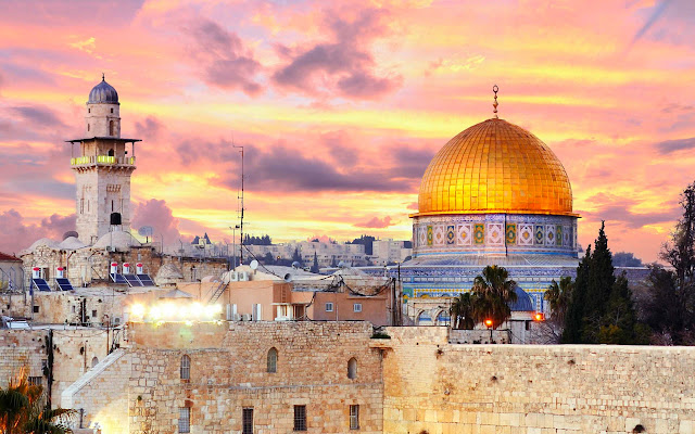 Mescid-i Aksa Nerede? Kudüs nerededir?