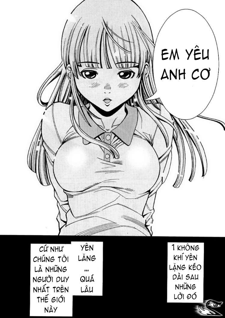 Nozoki Ana chap 34 - Trang 19