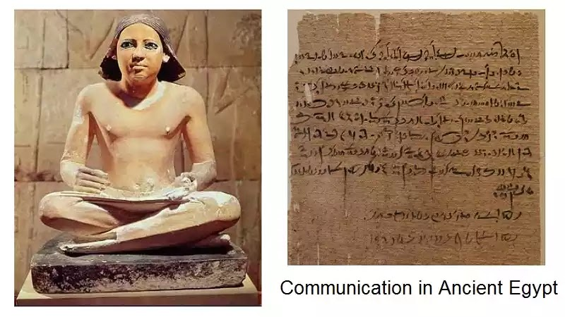 Communication in Ancient Egypt