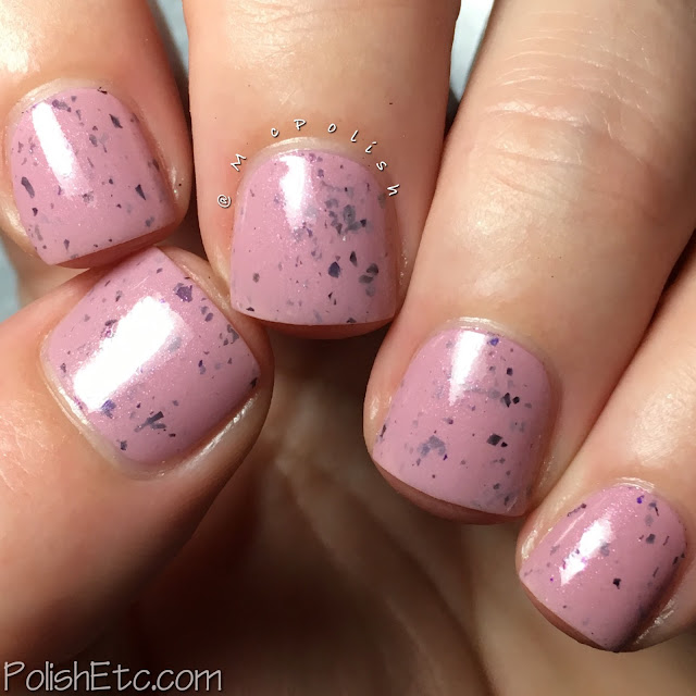 Pahlish - Afternoon Tea Collection - McPolish - Moroccan Rosebud