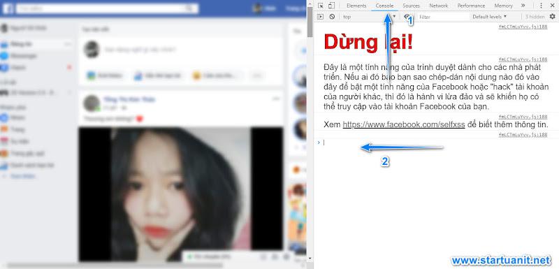 Hướng dẫn lấy Token Facebook bằng Code F12 an toàn