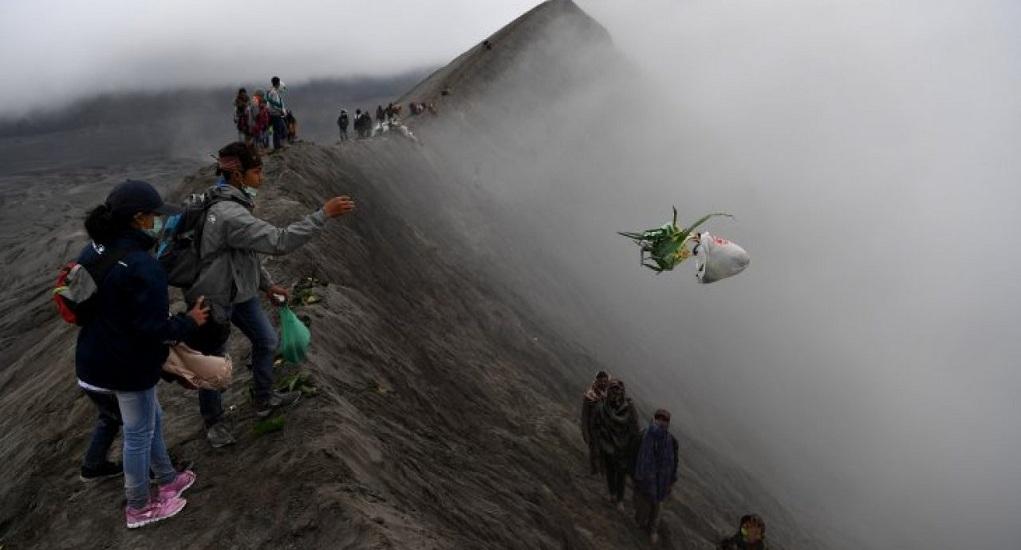 Perayaan Yadnya Kasada di Gunung Bromo Tetap Digelar Selama Pandemi