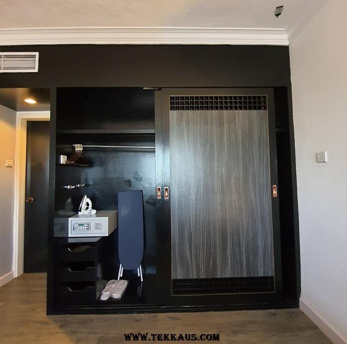 Bayview Hotel Melaka Wardrobe Facilities