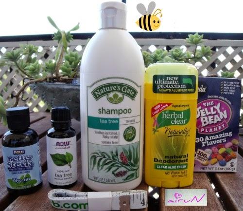 iherb arbol te champu aceite stevia