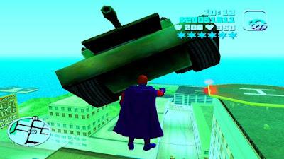 GTA Vice City Magneto Mod Best Powers