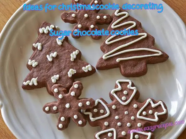 3 Easy Ideas For Christmas Cookie Decorating With Kids