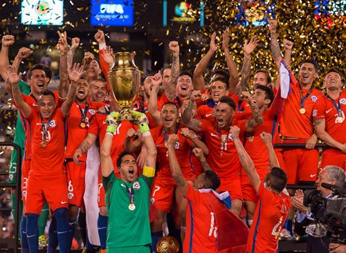 Copa America 2019: Chile - Lần cuối cho thế hệ vàng 1