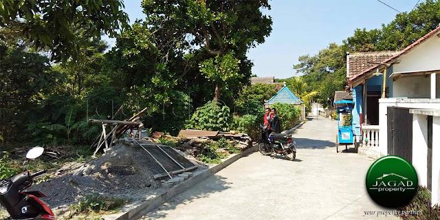 Tanah Luas Utara Ringin Purwomartani