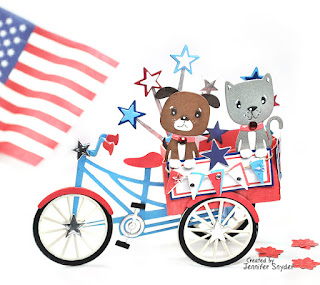 July 4th Cat Parade