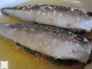 Macrou prajit la tigaie umplut cu ceapa si spanac reteta traditionala pescareasca dobrogeana retete culinare de casa mancaruri rapide cu peste si legume,