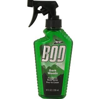 Bod Man Dark Woods best body spray