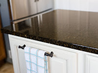 The Easy Way to Clean The Golden Garnet Granite Countertops