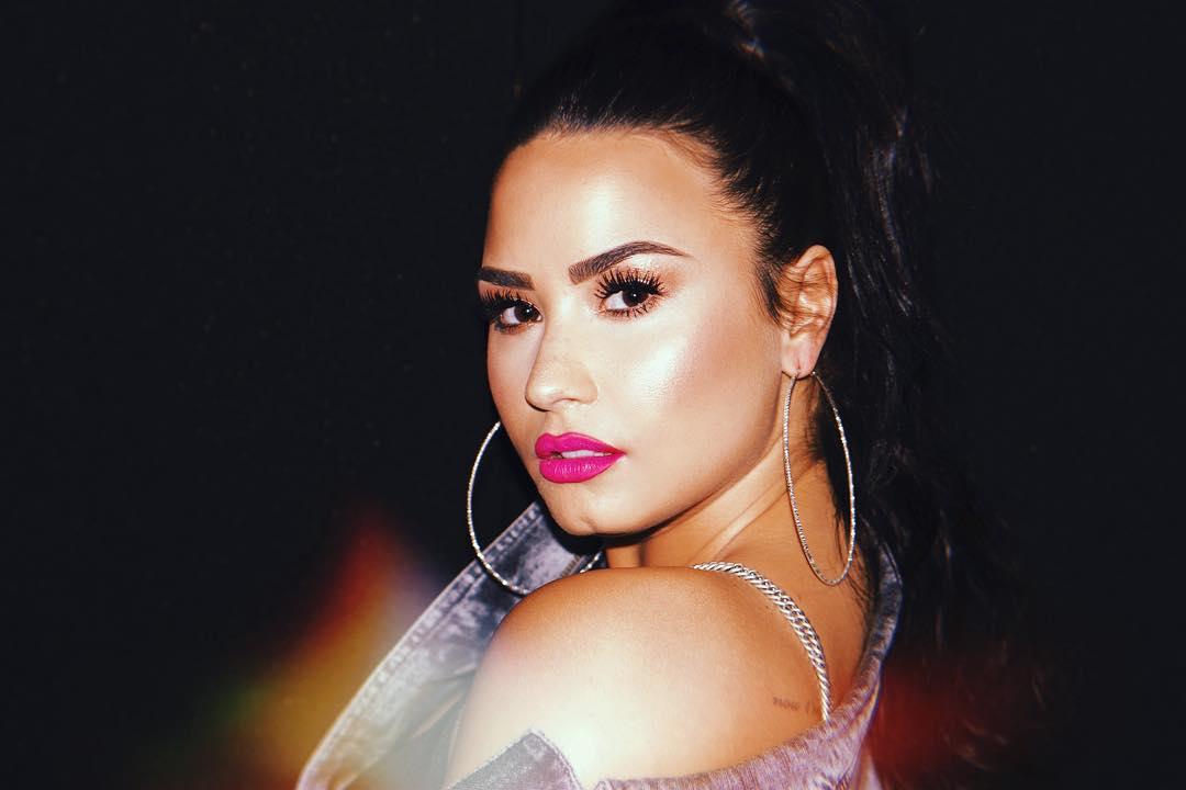 Demi Lovato se pronuncia pela primeira vez após overdose