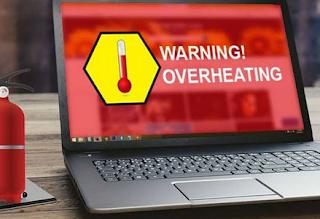 Trik & Tutorial Menanggulangi Komputer Overheating Alias Panas