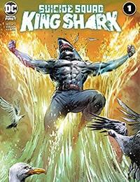 Suicide Squad: King Shark Comic