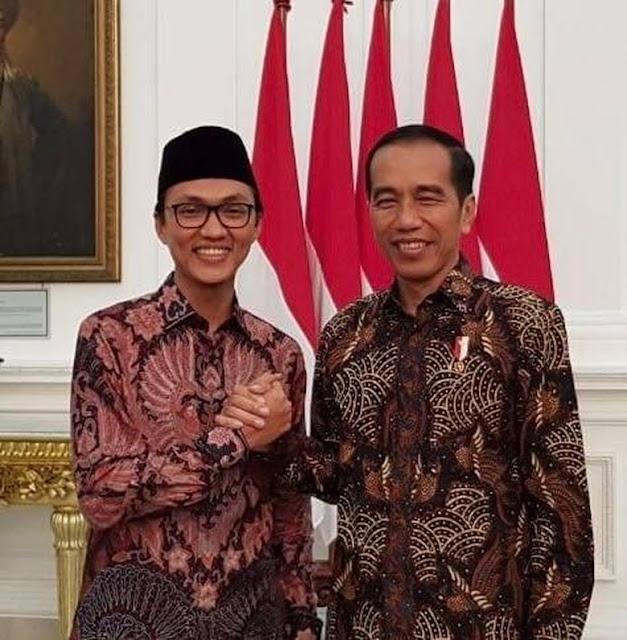 Aminuddin Ma'ruf, Nahdliyin Muda yang Ditugaskan Jokowi Keliling Pesantren