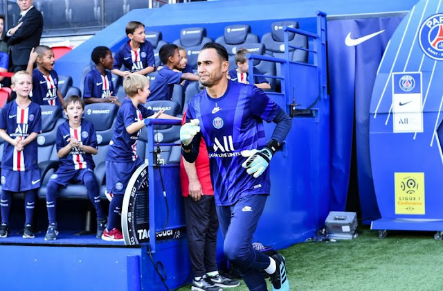 Keylor Navas wants to hurt Real Madrid in the Champions League