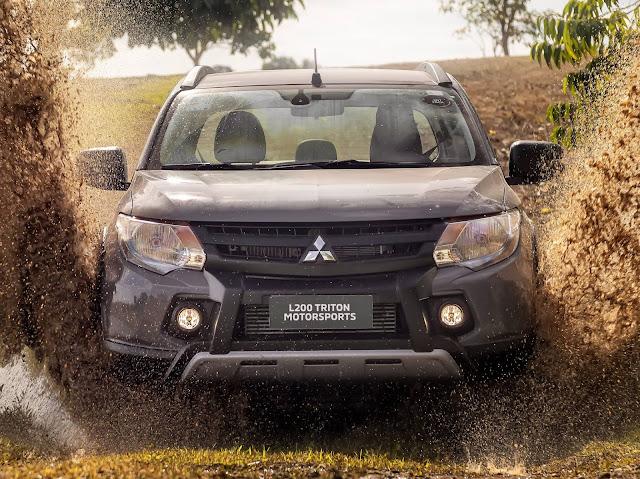 Mitsubishi L200 Triton Motorsports 2021 - preço R$ 179.990