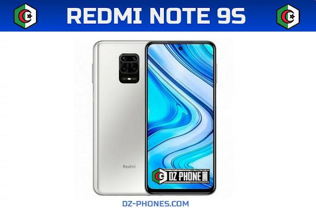 Redmi note 9s سعر ومواصفات في الجزائر REDMI NOTE 9S PRIX ALGERIE