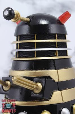 Custom Dr Who & the Daleks Black Dalek 01