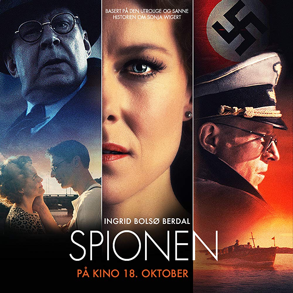 The Spy Spionen 2019 Full Movie Download 720p - YashCover
