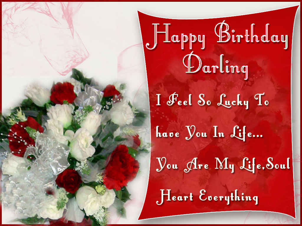 Hd Wallpapers Fine Happy Birthday Girlfriend And Wife