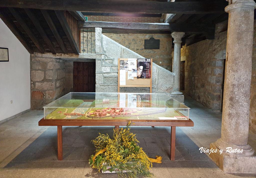 Antigua cárcel de El Barco de Ávila