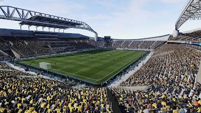 PES 2021 Stadium Bloomfield