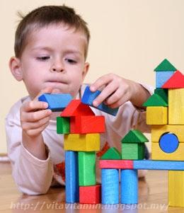 Vitavitamin Shop Permainan Blok Yang Membantu Merangsang Perkembangan Kanak Kanak