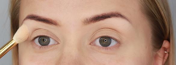 makijaż ślubny drogeryjnymi kosmetykami tutorial krok po kroku
