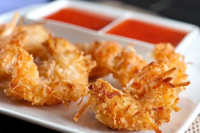 Coconut Shrimp - 1