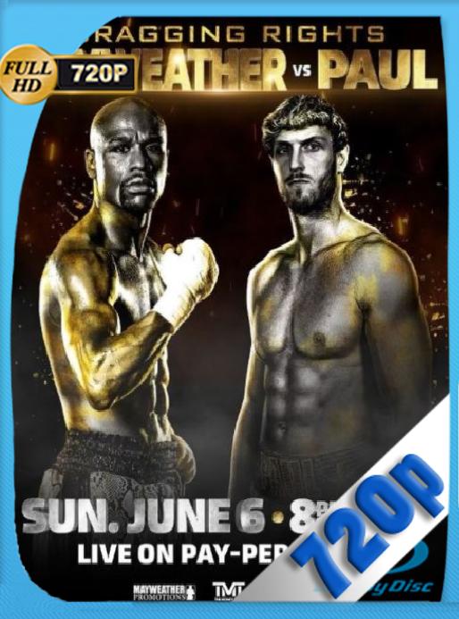 Floyd Mayweather Jr. vs. Logan Paul (2021) [Web-DL 720p] Latino [Google Drive]