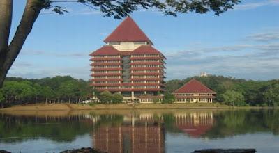 College In Indonesia Berdasarkan kualitas Pendidikan