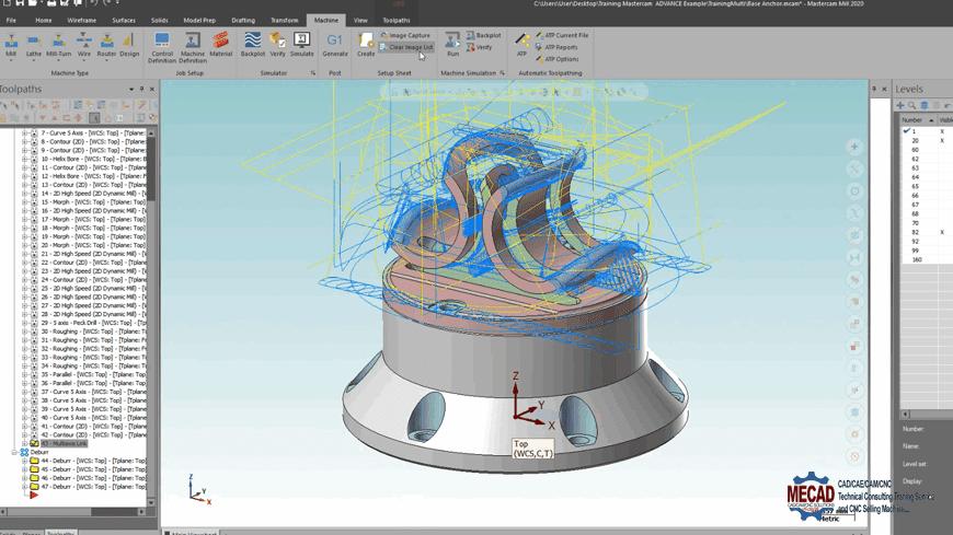 Mastercam 2020 Full link | CAD/CAM/CNC | MECAD VIET NAM