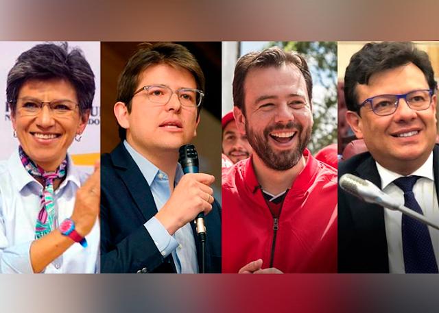 COLOMBIA: Alcaldia de Bogotá será disputada entre  Carlos Fernando Galán y  Claudia López