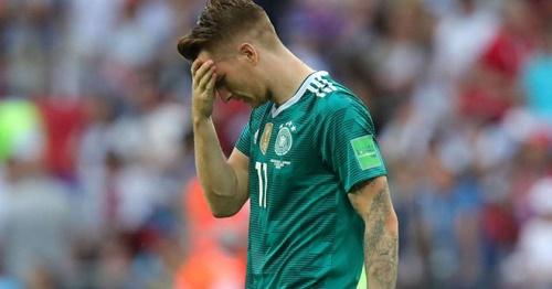 Những chấn thương không buông tha cho cầu thủ Reus