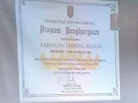 Dinilai Paling Inovatif, Lampung Selatan Raih Penghargaan Dalam Penanganan Stunting