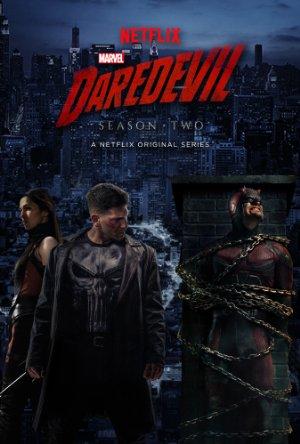 Poster Daredevil 2015–