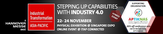 APTIKNAS support ITAP 22-24 November 2021