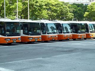 Autobus Japón Tokio