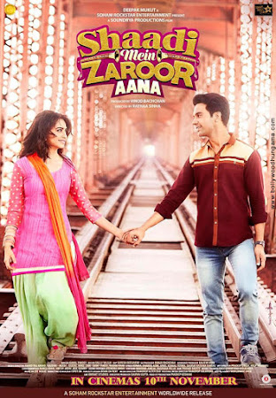 Shaadi Mein Zaroor Aana (2017) Movie Poster