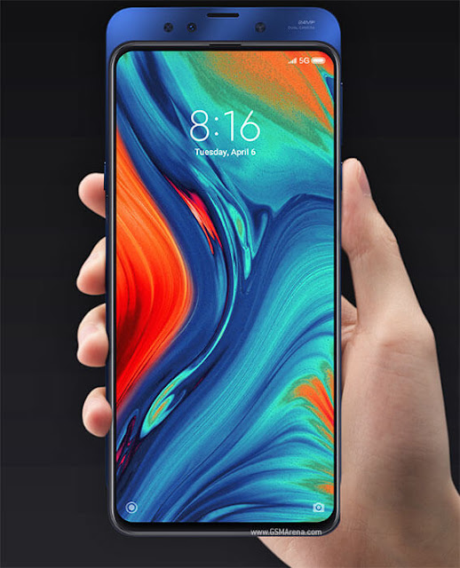 Xiaomi Mi Mix 3 5G Price in Bangladesh