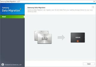 Samsung Data Migration Portable