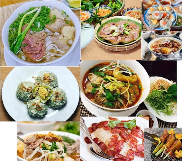 Kỷ lục VN công bố Top 100 món ăn đặc sản và quà tặng 63 tỉnh, thành