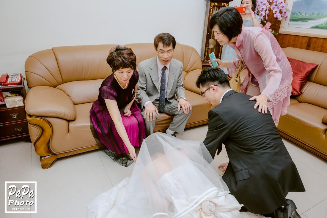 PAPA-PHOTO,婚攝,婚宴,101婚攝,頂鮮101,教會婚攝,類婚紗